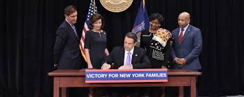 Victory for New York Families - paid sick leave - union